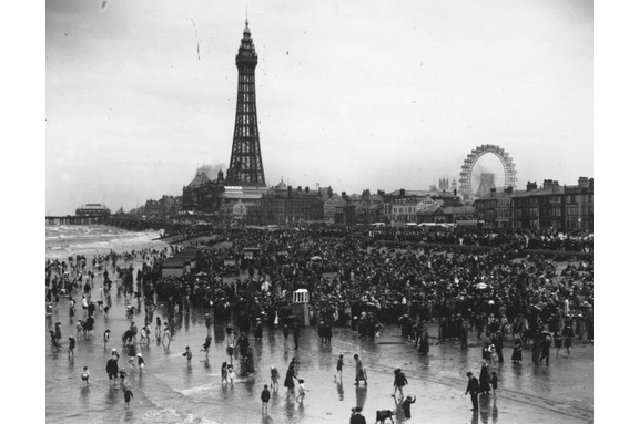 Blackpool Holidays From Days Gone By