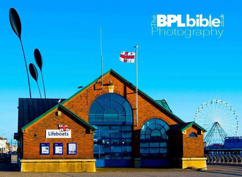An Amazing Service – Blackpool Lifeboat Station