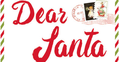 Get a letter from santa