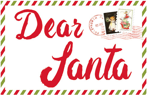 Get a Free Letter From Santa!