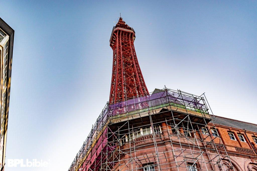 Blackpool Tower 2019