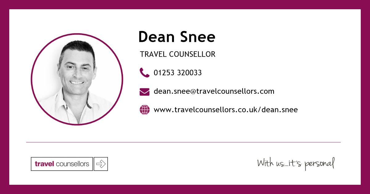 Dean Snee – Travel Counsellor