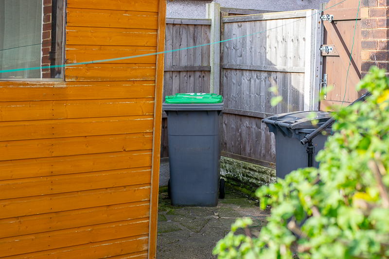 Remember your Green Bins!!