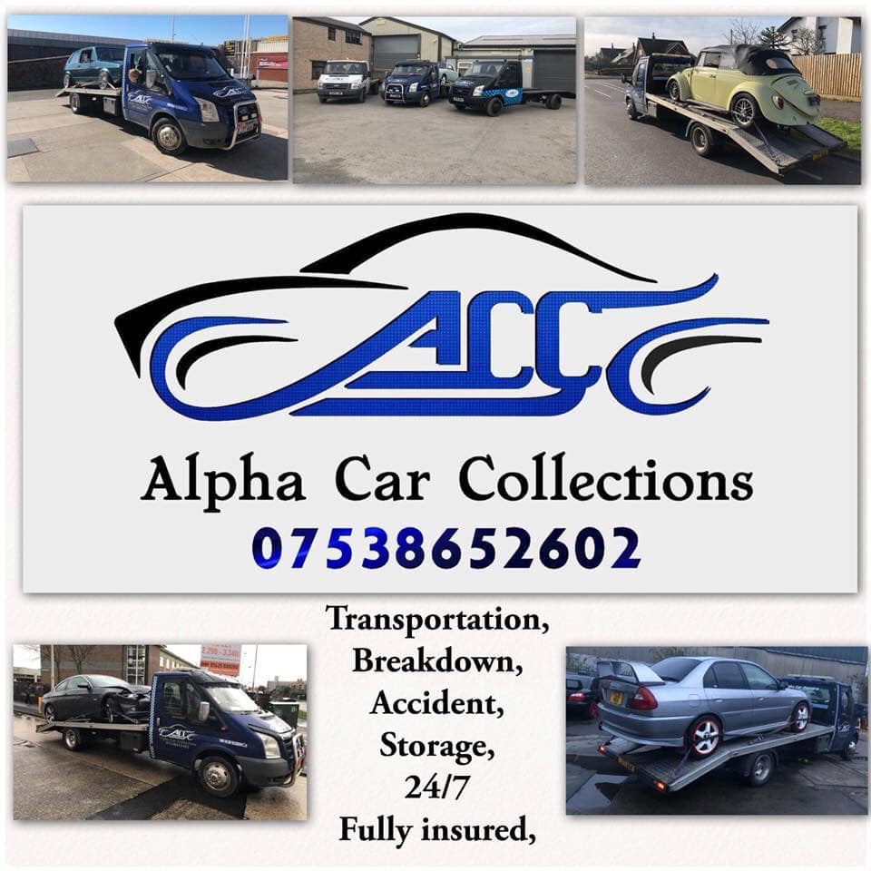 Alpha Car Collections