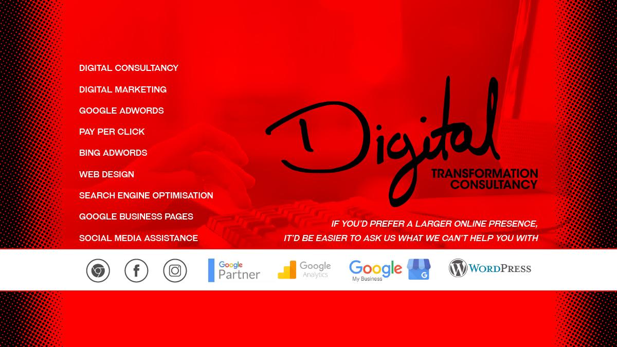 Digital Transformation Consultancy Blackpool Lancashire