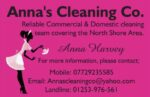 Anna's Cleaning Co.