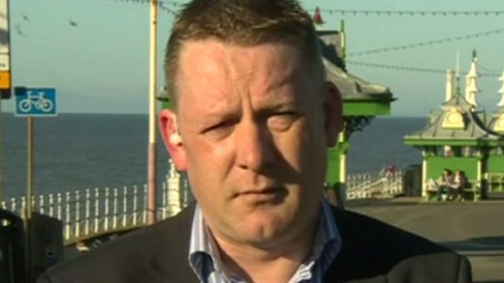 Serious Allegation Sees Blackpool Council Leader Suspended