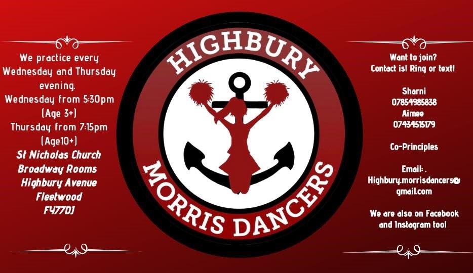Highbury Morris Dancers