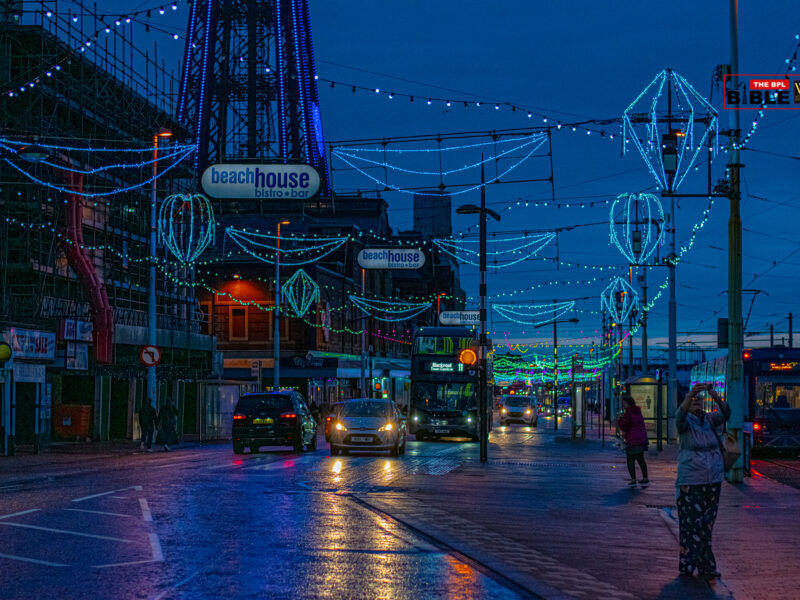 2021 Blackpool Illuminations Switch On Tickets Announced