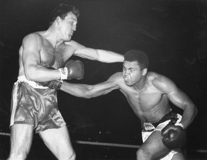 The Blackpool Rock – Boxer Brian London has passed away age 87